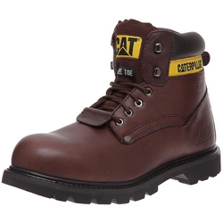 SAFETY SHOE CAT brown cat boots 042222641