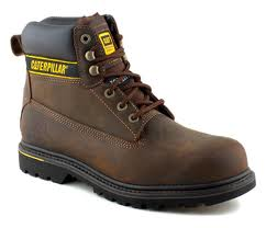 Caterpillar Holton Safety Shoes cat 042222641