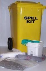 OIL SPILL KIT,CHEMICAL SPILL KIT, 044534894