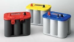 Optima batteries supplier in UAE