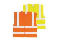 HIGH VISIBILITY REFLECTIVE JACKETS BRAND: MX WILLI