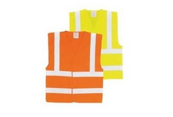 HIGH VISIBILITY REFLECTIVE JACKETS PORTWEST, UK