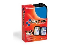 SOFT PACK AUTO FIRST AID KIT, 104 PIECE