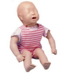 Infant CPR trainer, Little Anne