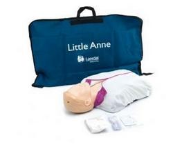 Little Anne CPR training manikin , Dubai UAE