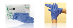 NITRILE POWDER-FREE EXTRA SENSITIVE GLOVES