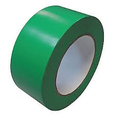 GREEN WARNING TAPE
