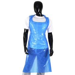 Disposable Aprons Blue