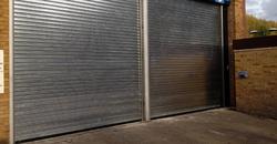 STEEL INSULATED ROLLER SHUTTER IN UAE