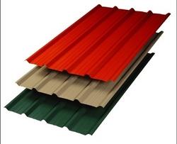 Corrugated Galvanized Iron Sheet in Dubai