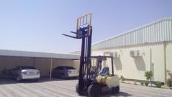 3Ton Automatic Diesel Forklift-الرفعه الشكية