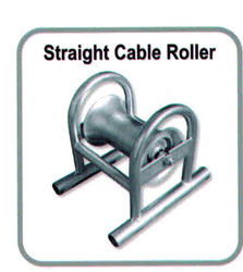 STRAIGHT CABLE ROLLER