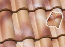 Clay Roof Tiles in Dubai