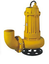 AGITATOR SLUDGE PUMPS