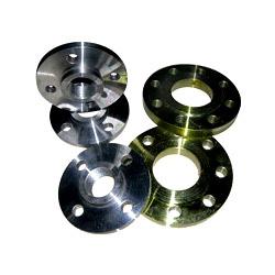 Titanium Gr.2 Flanges