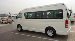 Buses Rental Services Dubai UAE