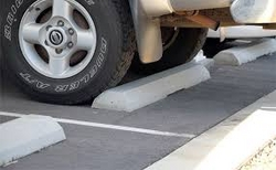 Precast Concrete Wheel Stopper in UAE