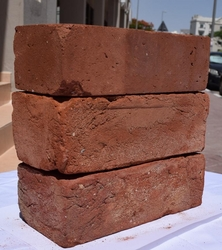 Indian Red Clay Bricks in UAE