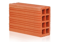 Red Hollow Blocks in UAE