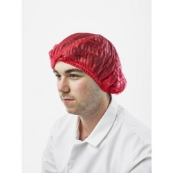Red Hairnet