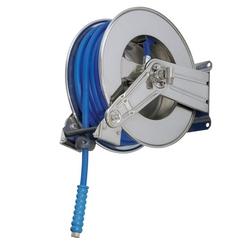 Stainless steel hose reel supplier UAE from Nova Green General