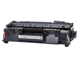 HP 80A (CF280A) Lasertoner, Black, compatible (270