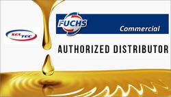 LUBRICANTS FUCHS ( Freezone Company UAE)