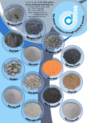 Aggregate Supplier in Sharjah