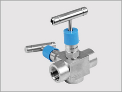 Two Valve (three-way) Manifold for Pressure