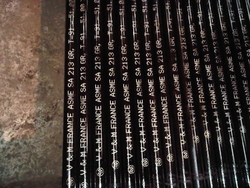 ALLOY STEEL PIPES A335 P5, P9, P11, P12, P22, P91