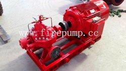 fire pump-split case type