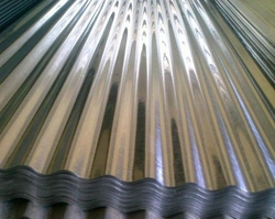Galvanized Iron Profile Sheet
