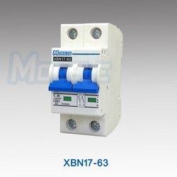 XBN7-63 6ka mcb 2 pole mini circuit breaker L7 mcb