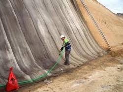 Concrete Cement Cloth Roll CANVAS Composite Mats Fabric Geotextile Geo-textiles Fire Escape Evacuation Chute Suppliers, Exporters, Dealers, Traders in Middle East, Dubai, Abu Dhabi, UAE, Syria, RAK, Oman, Saudi, Yemen, Africa, Iraq, Tunisia, Baku, Afghani