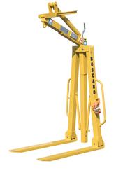 Crane forks
