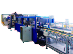 Automatic busbar assembly line_Automatic assembly machine for busbar trunking system