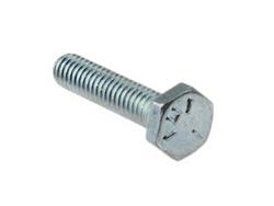 Hex screw