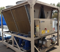 used water chiller parts