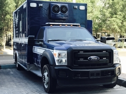 Ford Super Duty F550