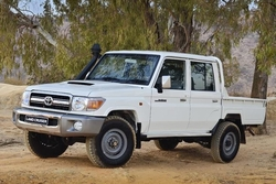 Toyota Land Cruiser Double Cabin Pickup VDJ 79