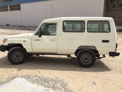 Toyota Land Cruiser Hardtop VDJ78 Right Hand Drive