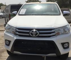Toyota Hilux Double Cabin 2.4L DSL 4x4