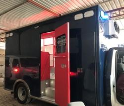 Ford Super Duty F350/450/550  Box Type Ambulanc UAE