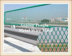 Expanded Metal FencingPanels/Palisade Fencing