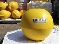 PLASTIC FLOATS