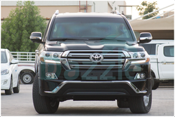Armored Toyota Land Cruiser 200-series GXR V8, 4WD