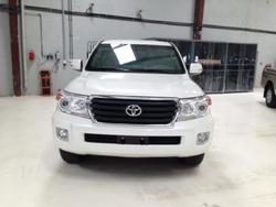 Toyota Land Cruiser Armored Cars