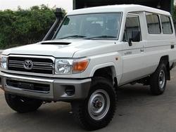 Toyota Land Cruiser Hardtop VDJ78L Right Hand Drive Brand New Cars
