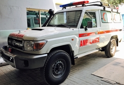 Ambulance UAE