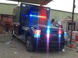 Ford Super Duty F550 Ambulance